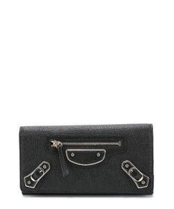 Balenciaga | Кожаный Бумажник Classic Edge На Молнии