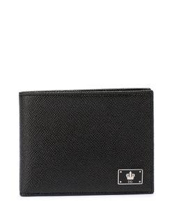 Dolce & Gabbana | Кожаное Портмоне С Отделением Для Кредитный Карт