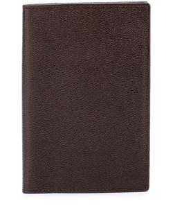 Smythson | Кожаная Обложка Для Паспорта С Отделением Для Кредитных Карт