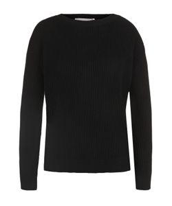 Vince | Пуловер Фактурной Вязки С Круглым Вырезом
