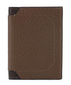 Brioni | Кожаный Футляр Для Кредитных Карт