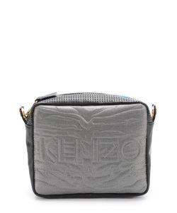 Kenzo | Сумка Kombo С Перфорацией И Текстильной Отделкой