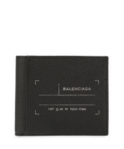 Balenciaga | Кожаное Портмоне С Отделениями Для Кредитных Карт