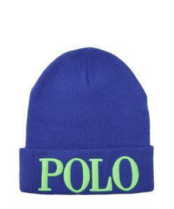 Polo Ralph Lauren   Шапка С Вышитым Логотипом