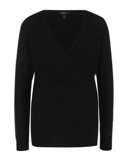 Theory | Кашемировый Пуловер С V-Образным Вырезом