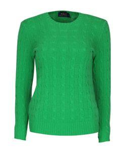 Polo Ralph Lauren | Кашемировый Пуловер С Круглым Вырезом
