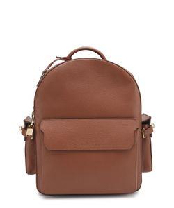 Buscemi | Кожаный Рюкзак С Внешними Карманами