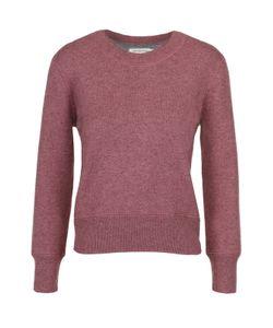 ISABEL MARANT ÉTOILE | Пуловер Прямого Кроя С Круглым Вырезом Isabel Marant Etoile