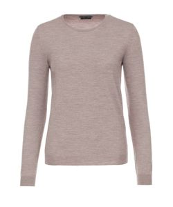 Tom Ford | Шерстяной Пуловер С Круглым Вырезом