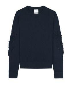 BARRIE | Кашемировый Пуловер Свободного Кроя С Фактурной Отделкой