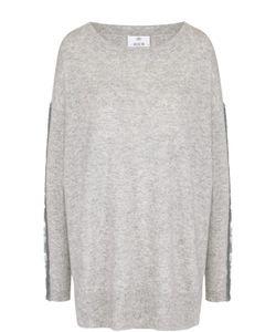 Allude   Пуловер Свободного Кроя Из Смеси Шерсти И Кашемира