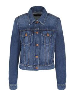 J Brand | Джинсовая Куртка С Потертостями