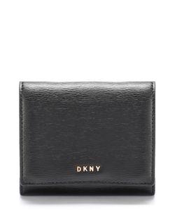 DKNY | Кожаный Кошелек С Клапаном С Логотипом Бренда