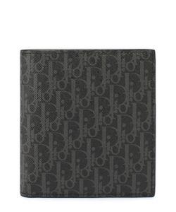 Dior | Текстильное Портмоне С Отделениями Для Кредитных Карт