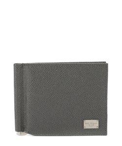 Dolce & Gabbana | Кожаное Портмоне С Отделением Для Кредитных Кард
