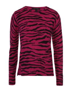 Marc Jacobs | Кашемировый Пуловер Со Звериным Принтом