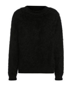 Tom Ford | Пуловер Свободного Кроя С Круглым Вырезом И Открытой Спиной