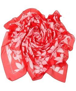 Venera | Парео 2801272 Бело-Красные Лилии