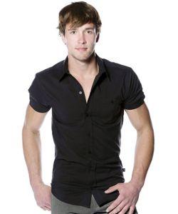 Andrew Christian | Рубашка Черная 10019