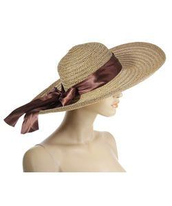 Без бренда | Шляпа Светло-Коричневого Цвета 130661