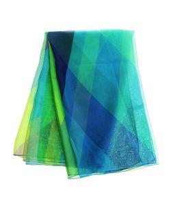 Без бренда | Зелено-Голубое Парео 144066