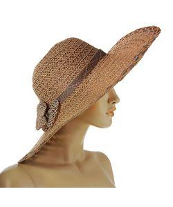 Без бренда | Шляпа 130663 Коричневая