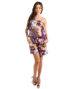 Venera | Комбинезон Цветочный 377