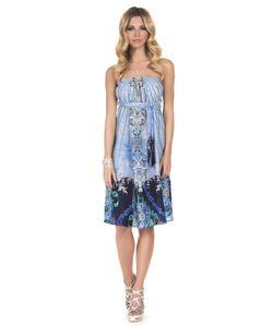 Magistral | Голубое Платье A590