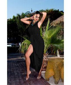 Amarea | Платье 214-16 Черное