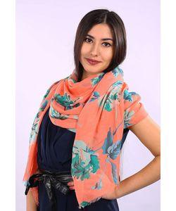 Venera | Палантин 3413901-06 Оранжево-Зеленый
