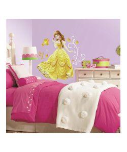 ROOMMATES | Наклейки Дл Декора Дисней Принцессы Красавица