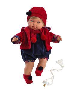 Llorens | Кукла Мигуэль 42 См