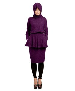 Sahera Rahmani   Платье Труба