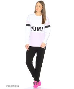 Puma | Свитшот Colour Blocking Crew Sweat