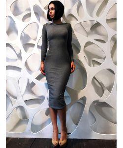 FIRMA | Платье Силуэтное