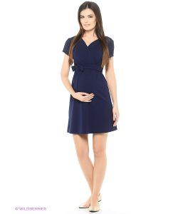 Фэст | Маленькое Черное Платье С Кружевной Спинкой Для Беременных.