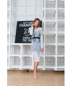Вестетика   Платье Богема Maxi