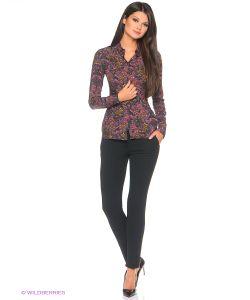 OLENNY | Рубашка На Любой Рост Из Вискозы С Модным Принтом
