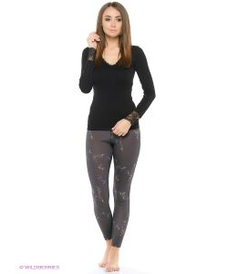 Helly Hansen | Леггинсы W Hh Wool Graphic Pant