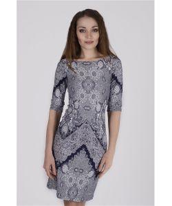 ANASTASIA PETROVA | Короткое Платье Паутинка Шарлотты