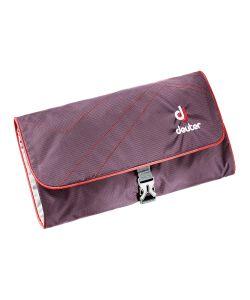 Deuter   Косметичка 2016-17 Wash Bag Ii Aubergine-Fire Б/Р