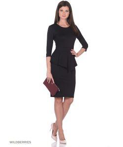 MeiLLer | Платье С Баской.
