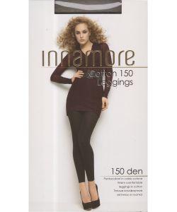 Innamore | Леггинсы Cotton Leggings 150 Melange