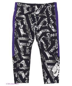 Nike | Леггинсы Leg-A-See Aop Tight Lk