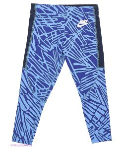 Nike | Леггинсы Leg-A-See Aop Tgt Lg