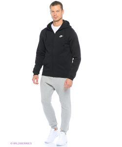 Nike | Толстовка M Nsw Hoodie Fz Flc Club
