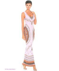ANASTASIA PETROVA | Длинное Платье Сакура