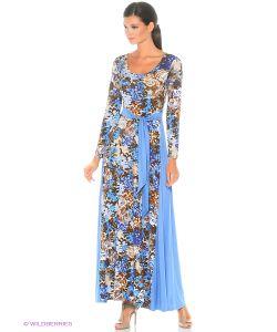 ANASTASIA PETROVA | Длинное Платье Остров Капри