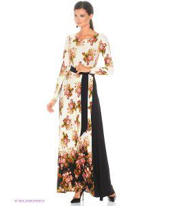 ANASTASIA PETROVA | Длинное Платье Русское Поле