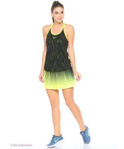 Nike | Топ W Nk Dry Tank Premier Slam
